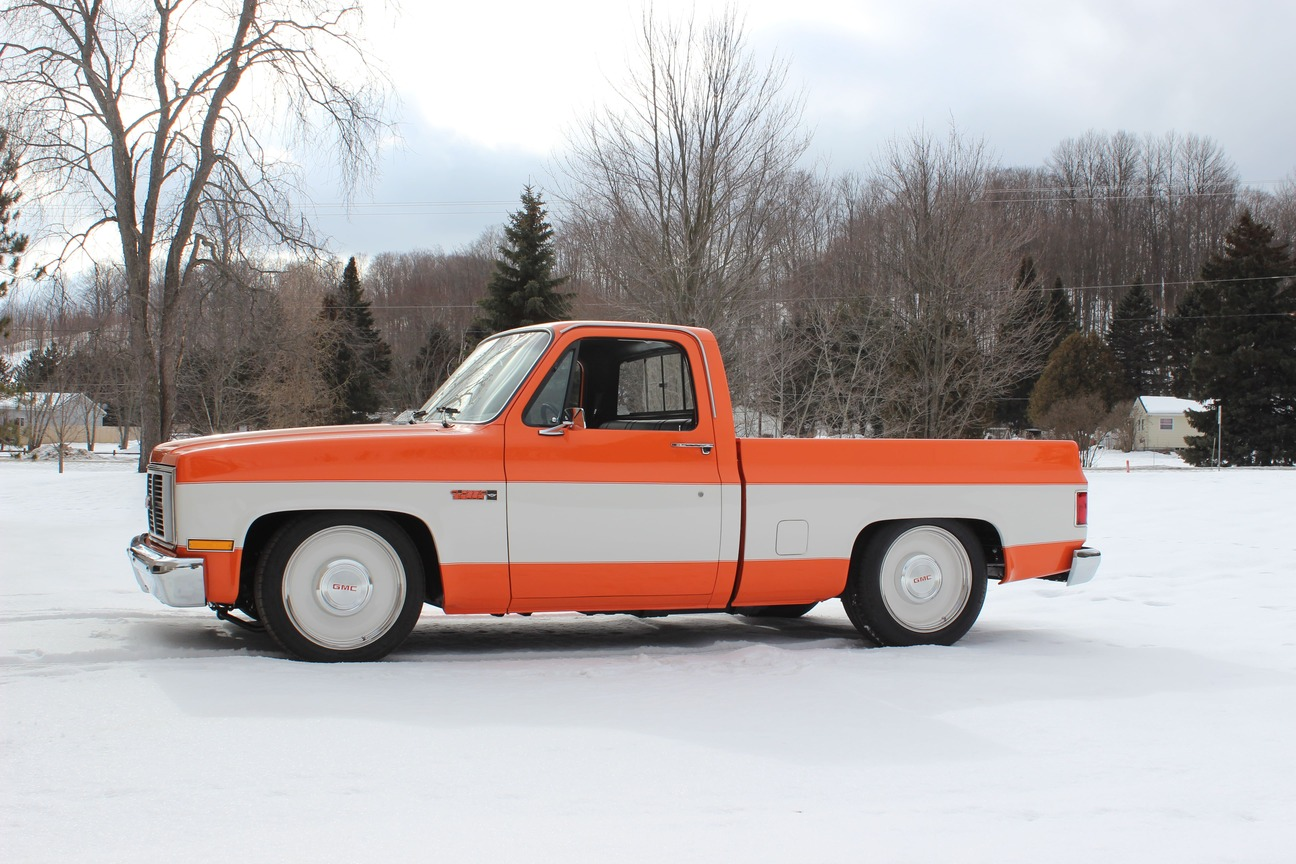 How To Install A Detroit Speed Quadralink Suspension On 1973 1987 Chevrolet C10 Square Body Pickup