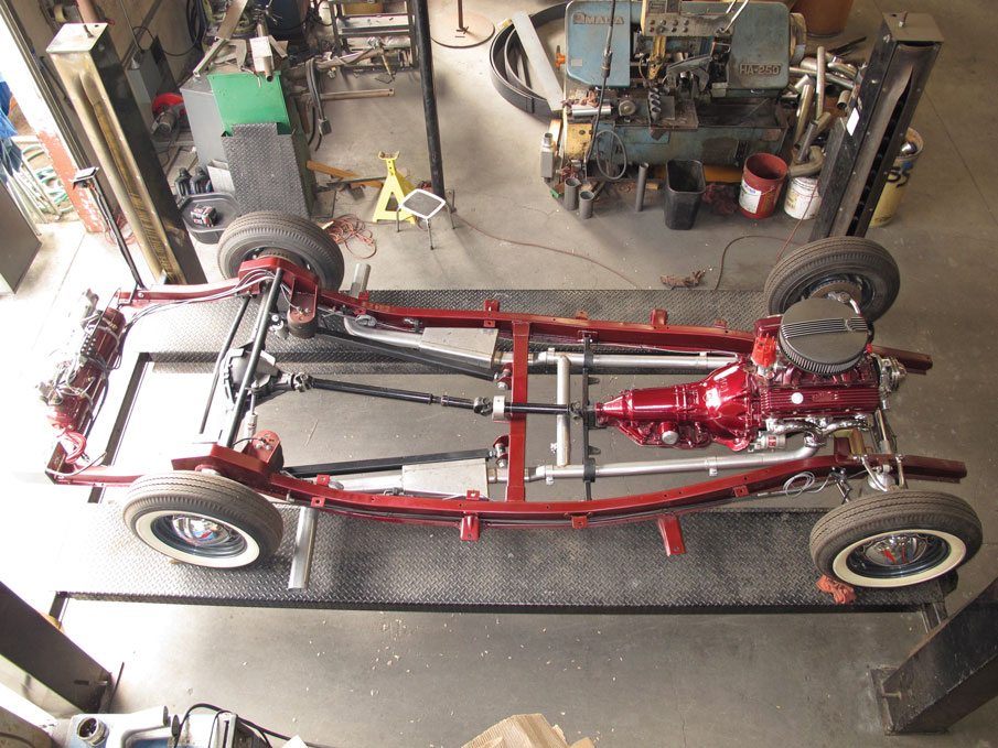 003 Classic Truck Chassis
