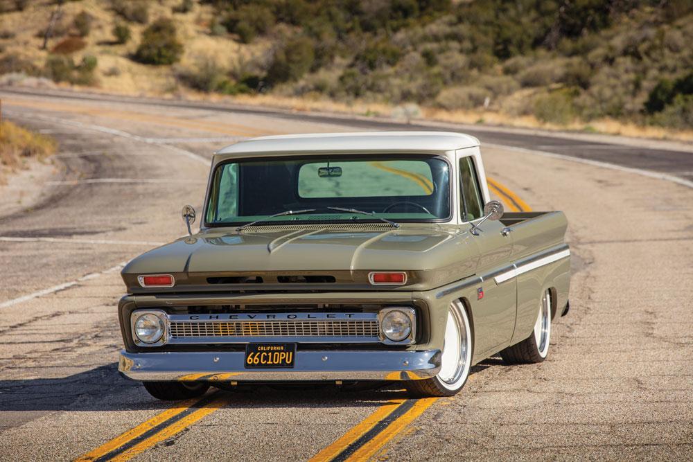 LS3 swap c10 pickup 007