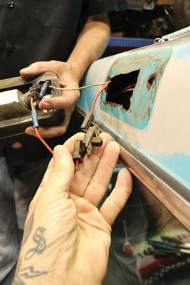 008 Rewiring a third brake light kit using a LED conversion kit