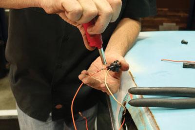 009 rewiring a third brake light on a 1967-1972 C10