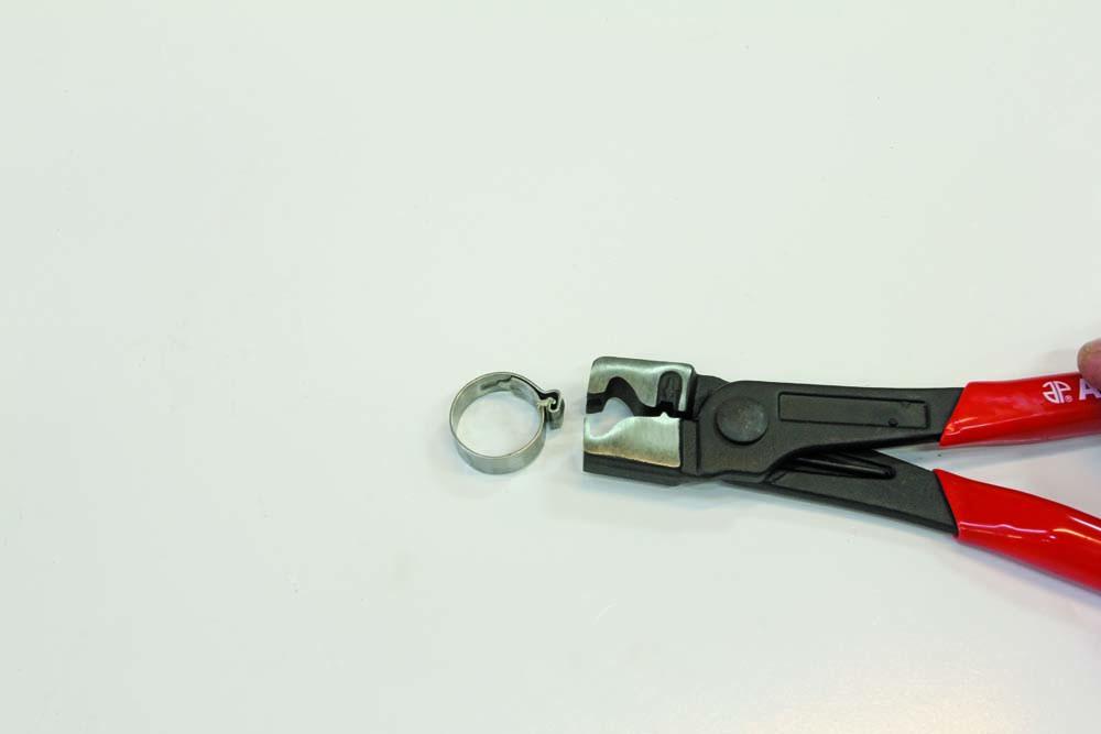 011 EZ clip pliers for DIY car build to make AC Lines