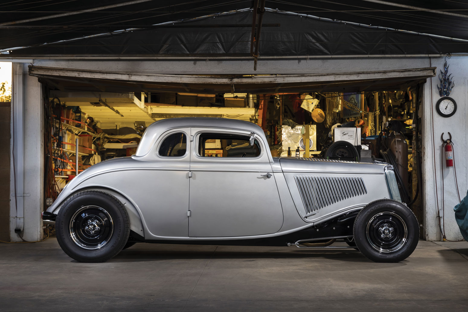 03 SoCal built 1934 ford highboy coupe custom built from several different vehicles