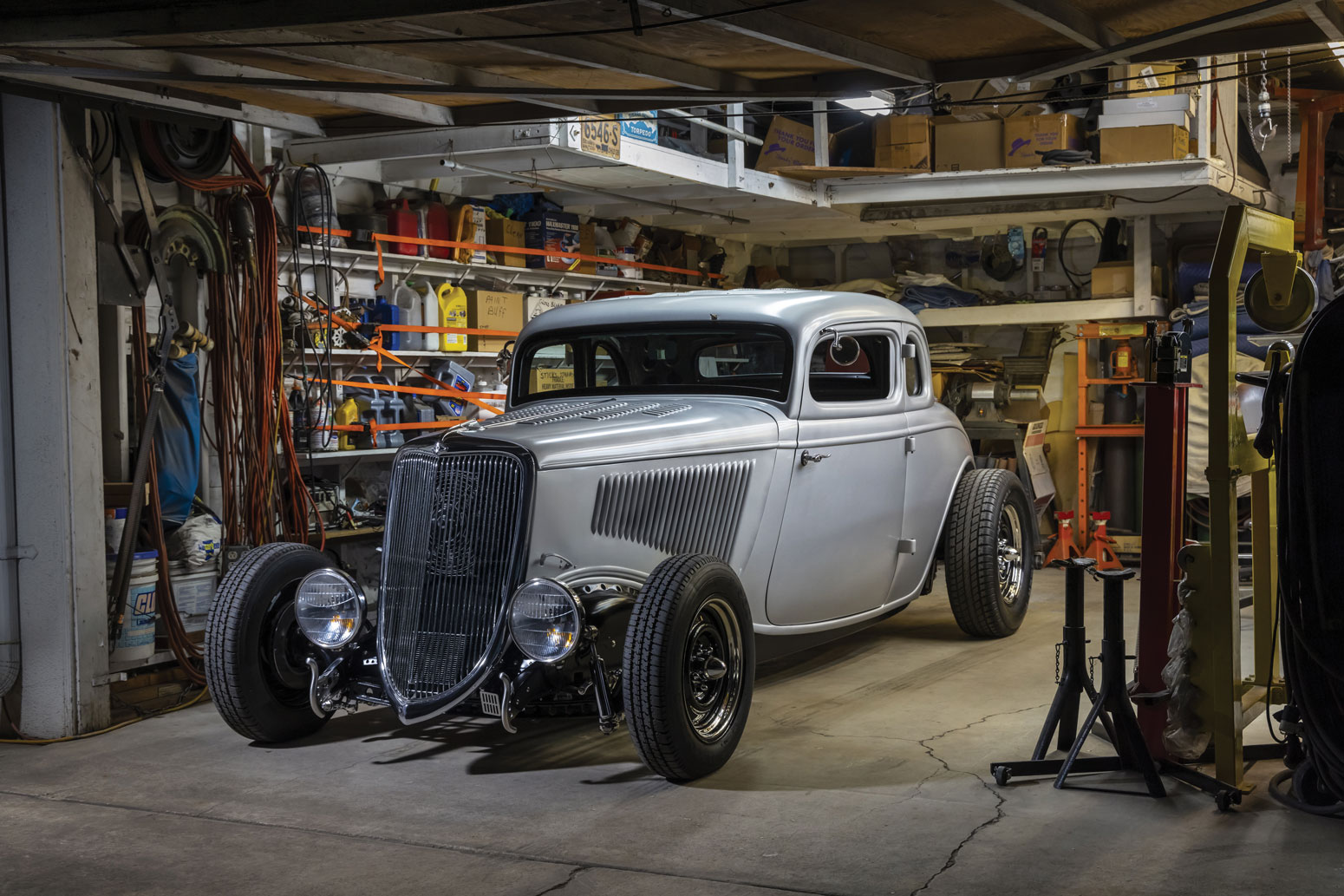 05 1934 ford highboy fabricated and pieced together from 27 different cars making it quite unique