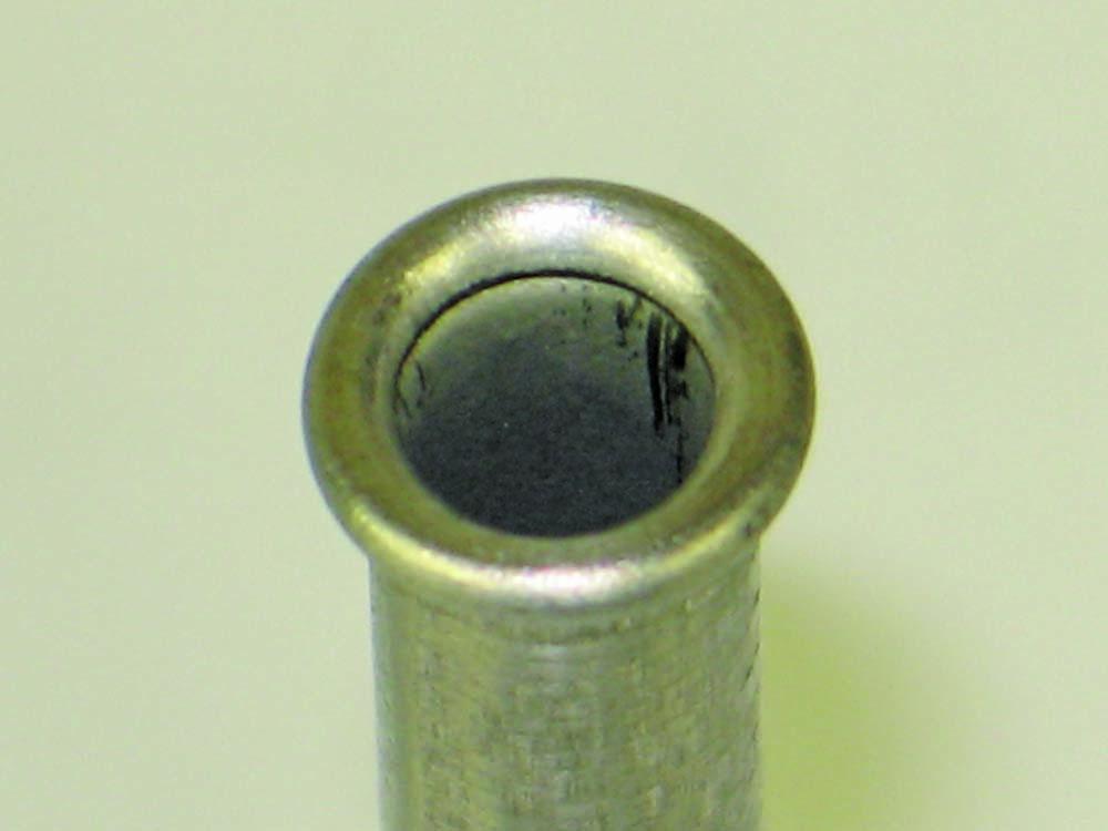 003 Double flare tube