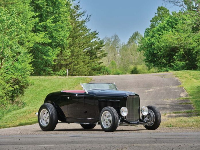 01 1932 Ford Highboy Roadster built by Alloway Hot Rod Shop