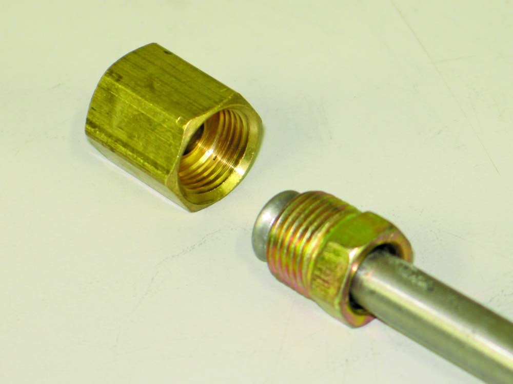 014 SAE inverted flare fittings for hot rods