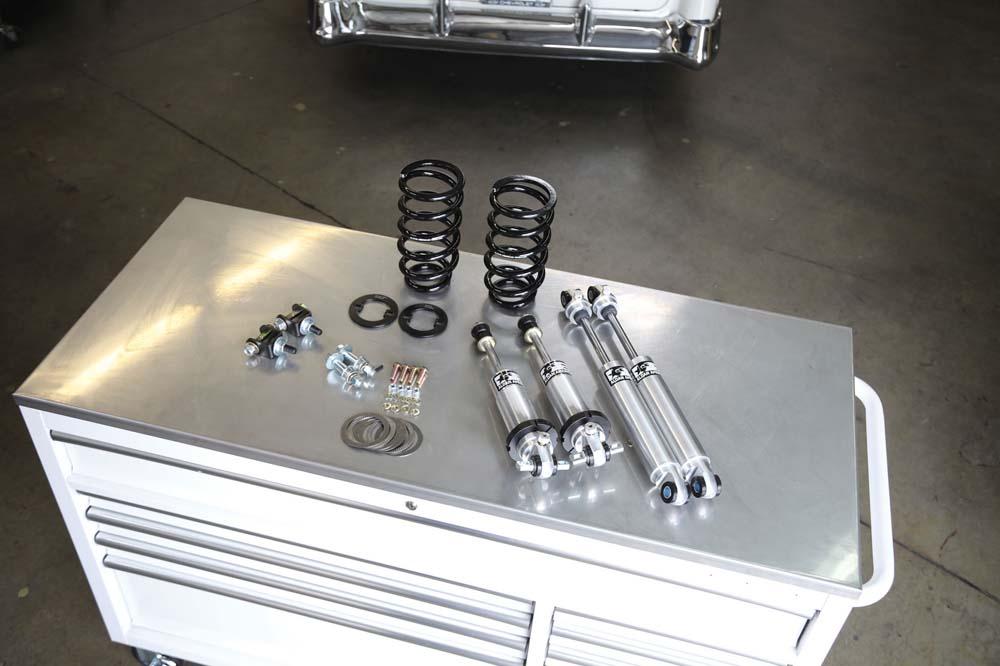 02 Aldan American Road Comp Direct Fit Tri-Five suspension