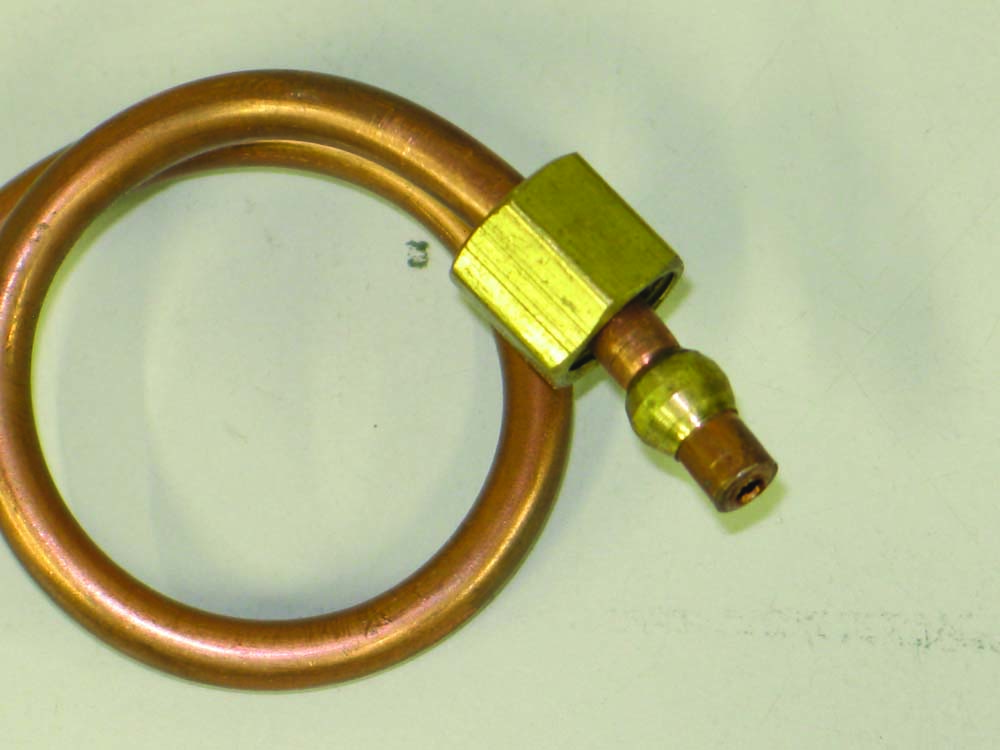 021 Compression fittings for low pressure application