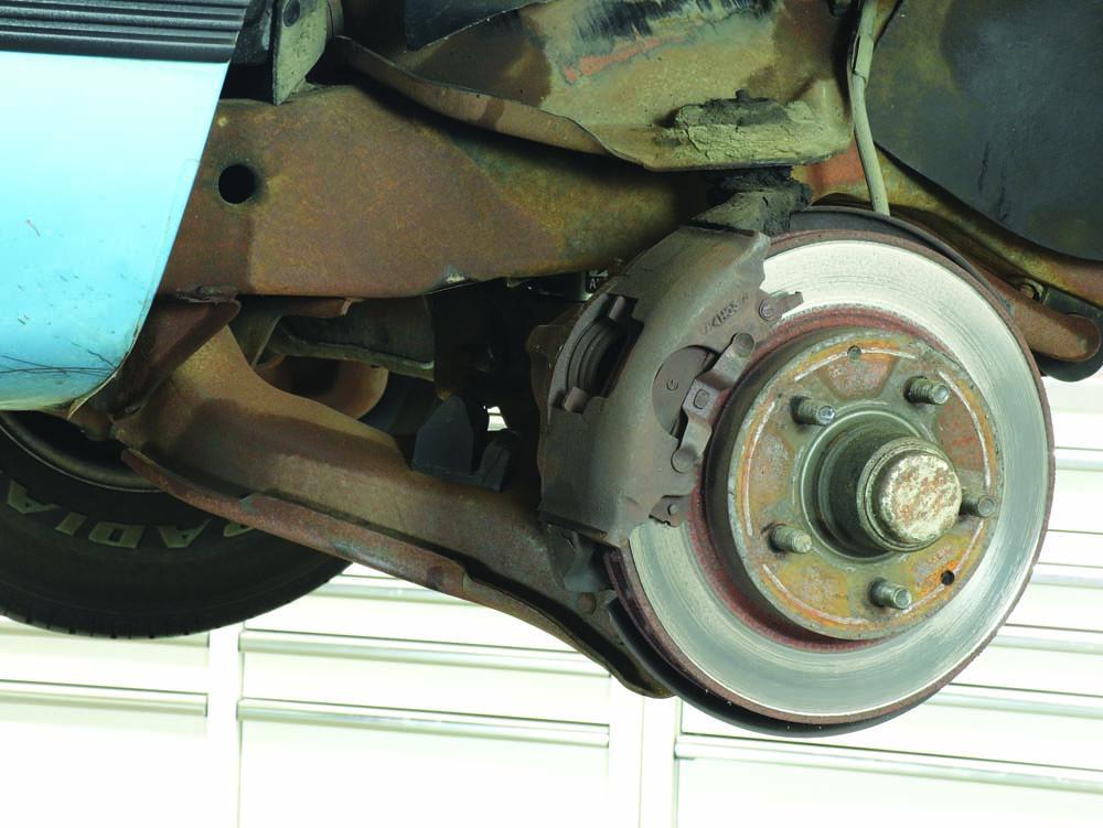 03 old oem brake system
