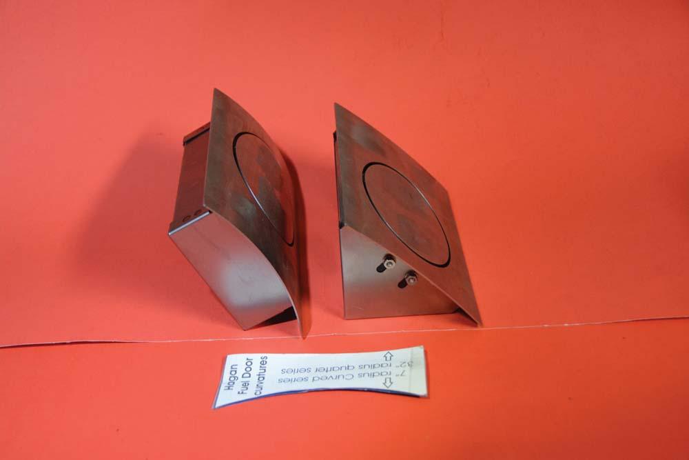 04 Gas filler door curved from Speedway motors