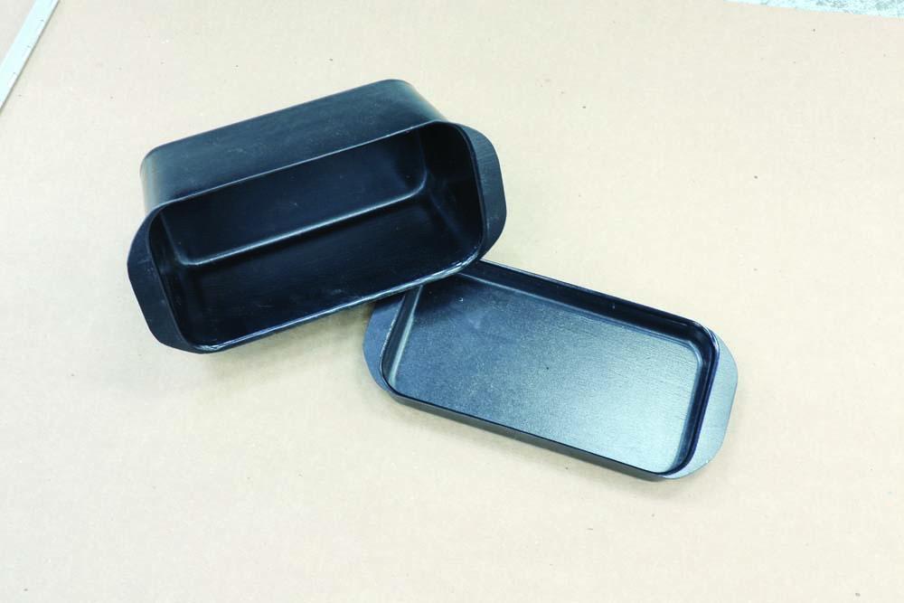 06 two stash box with deep and shallow dash panel bolt on kit