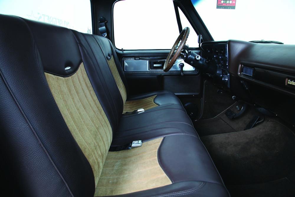 08 1978 Chevy C10 with Vintage Air AC and Dakota Digital gauges