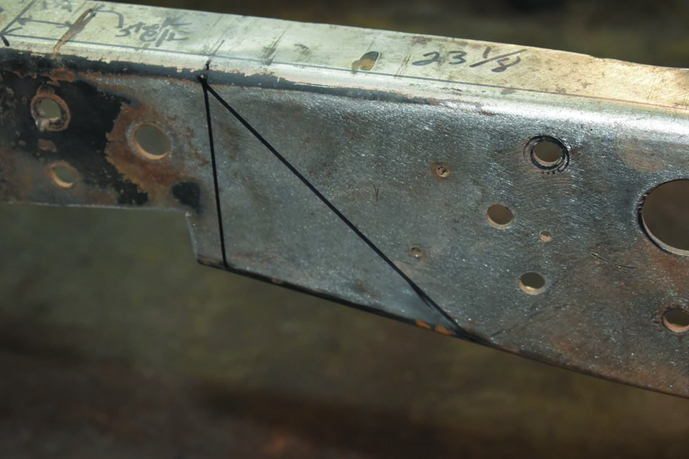 09 front body mount for welding