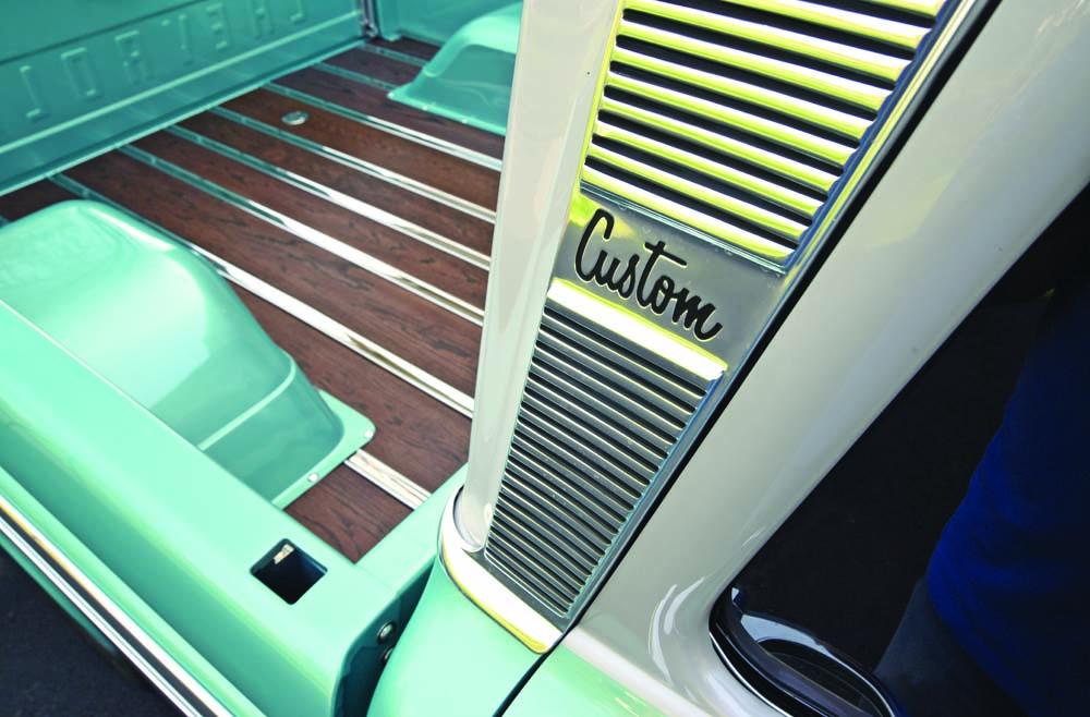 12 Axalta Cromax paint on a 1966 Chevy C10