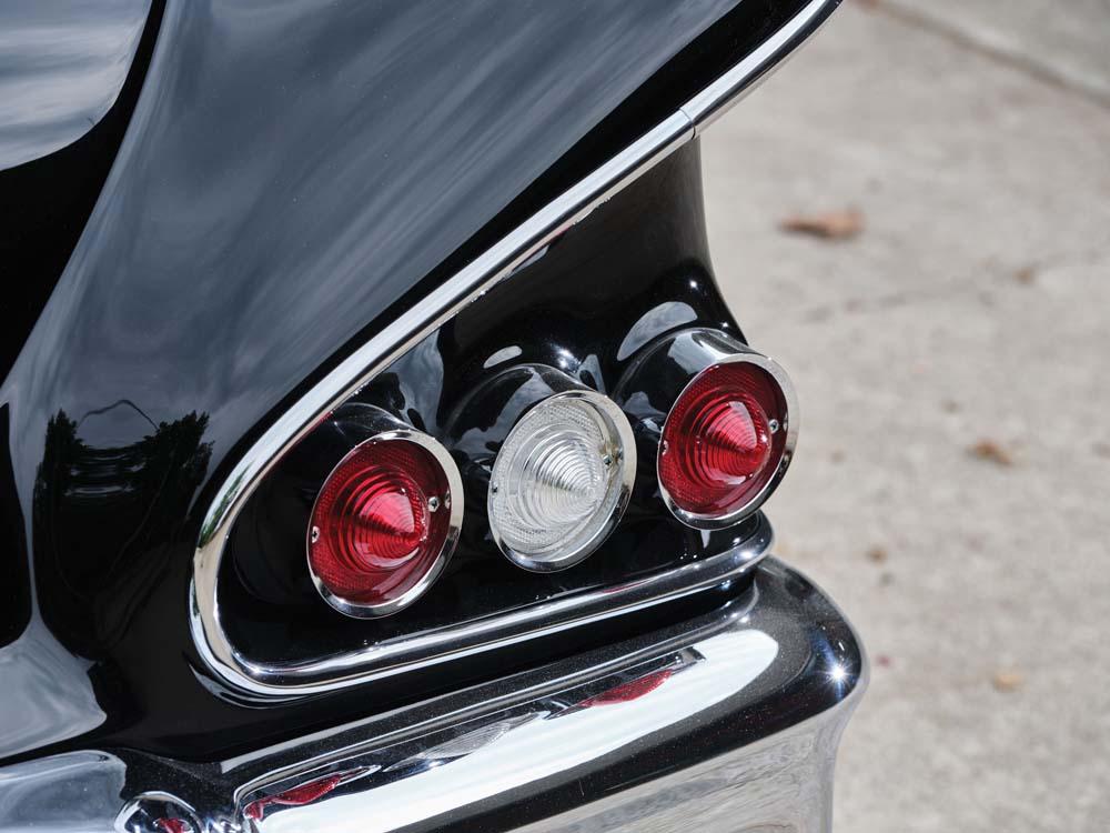 13 1958 Chevy Impala custom built street cruisers