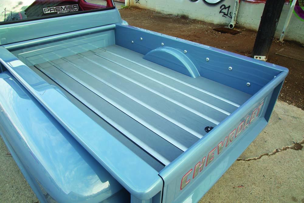 16 Mar-K wood bed floor 1956 Chevy Tri-FIve