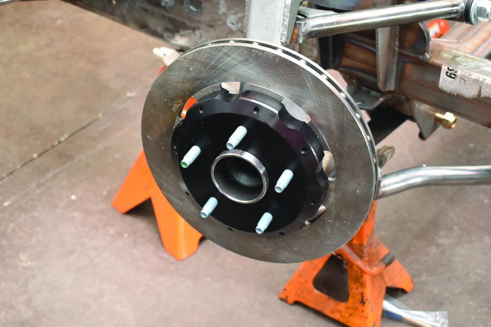 25 Speedway Motors Pro-Lite vented brake rotors
