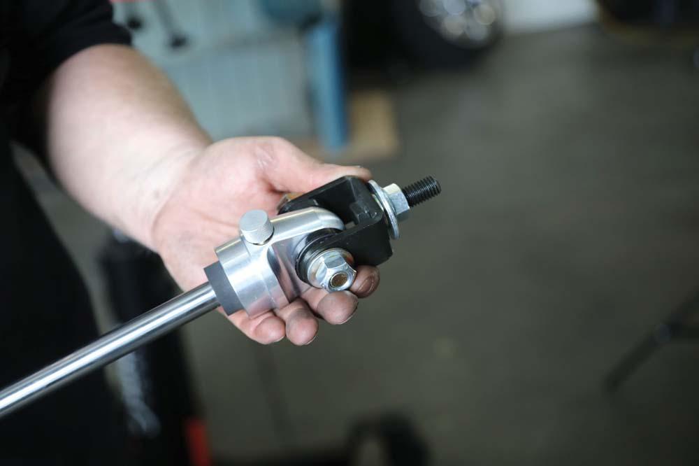 25 TrueLine rear shocks with upper mount adapter