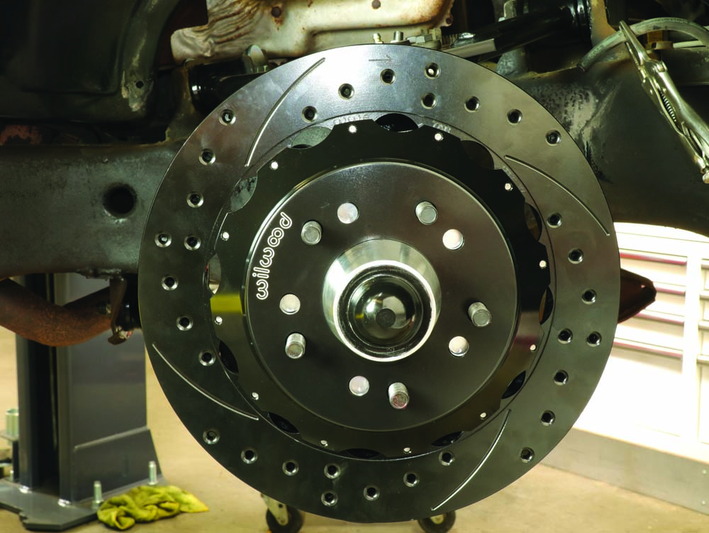 27 Wilwood 6 piston big brake kit for 1988-1998 Chevy and GMC OBS trucks