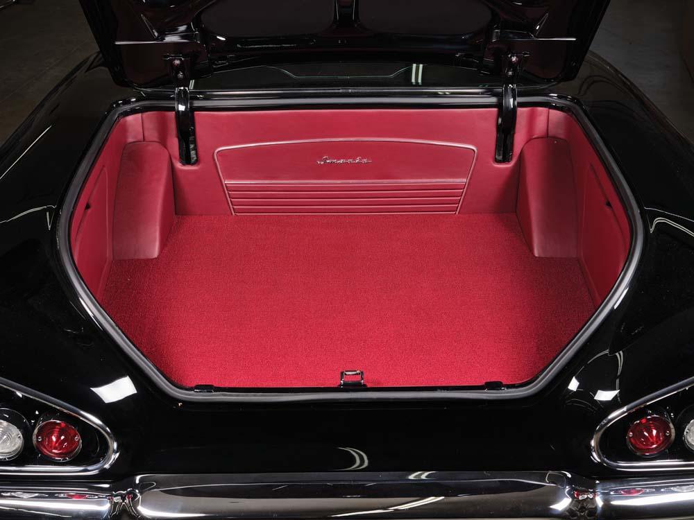 30 custom built hot rod Chevy Impala