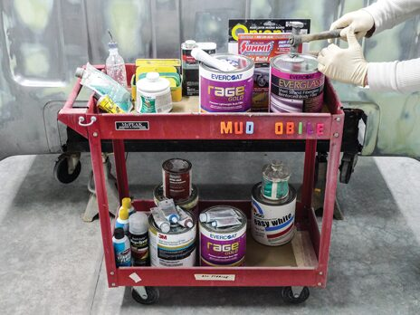 01 Auto body and paint supplies are not cheap