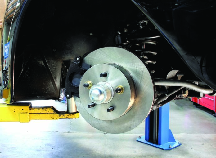 01 How To Install Brake Kit for Mustang II Independent front suspension