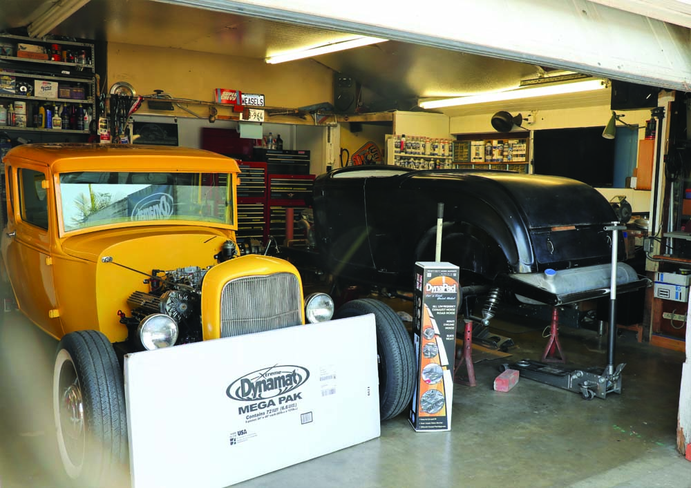 02 Classic Car Restoration on this 1931 Model A Ford