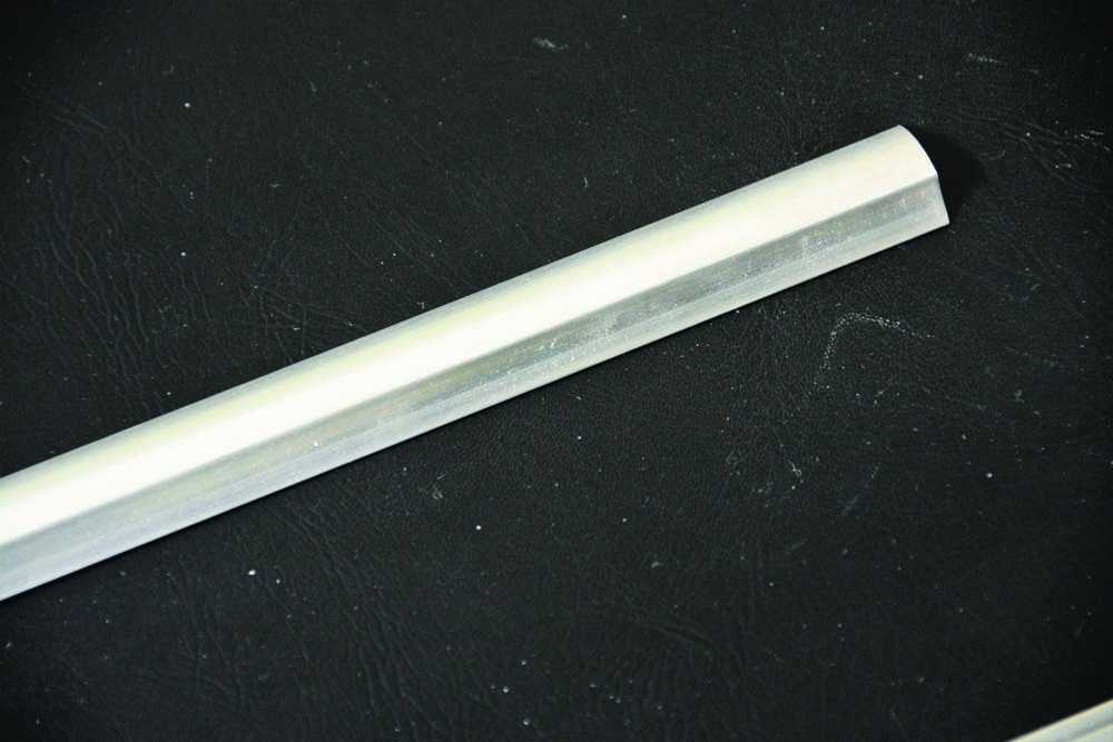 05 New Aluminum trim from Clayton Machine Works for 1936 Ford Phaeton