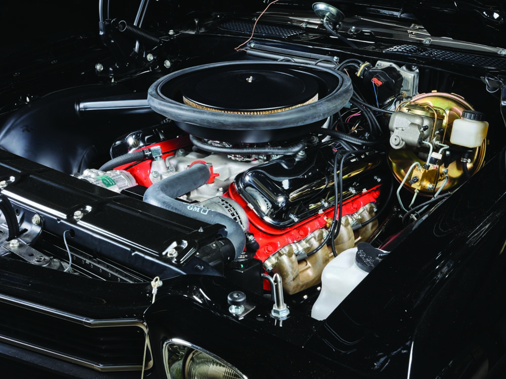 08 LS6 engine built by Jeff Taylor Performance