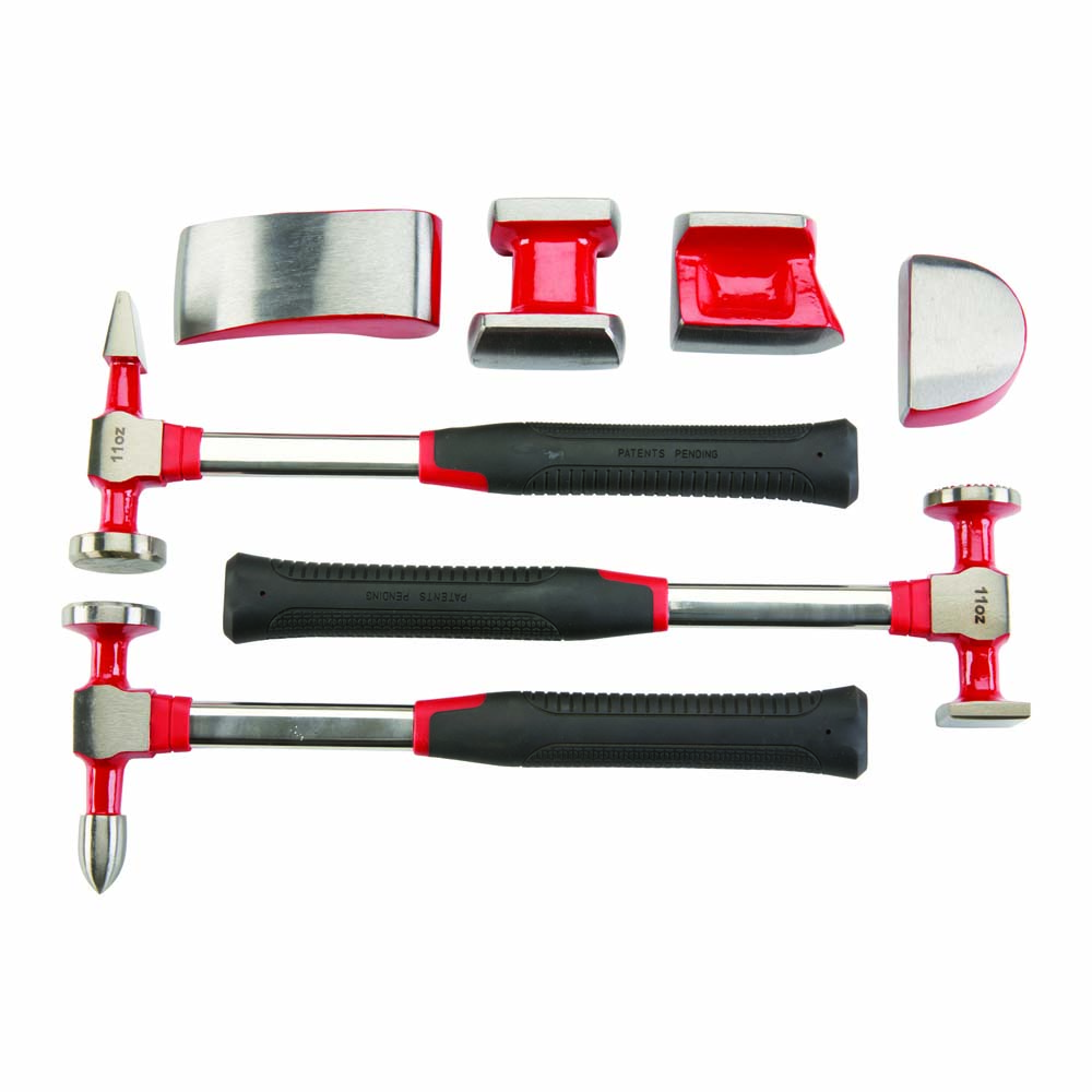 10 Maddox Body and Fender tools to massage the body panel