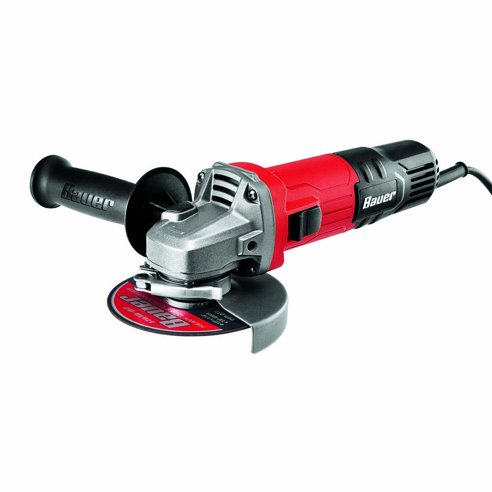15 Baur corded angle grinder from Harbor Freight