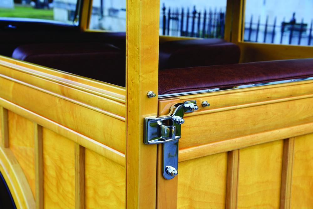 16 Hand fabricated vintage steel built by East Coast Custom