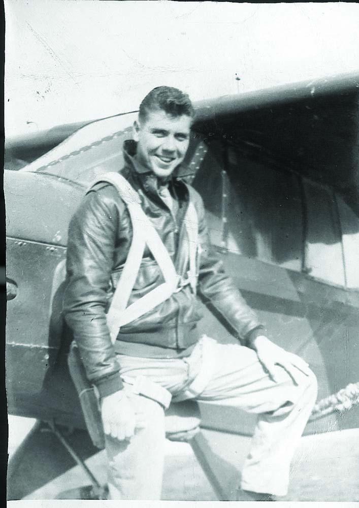 05 Alex became a Cadet for pilot training
