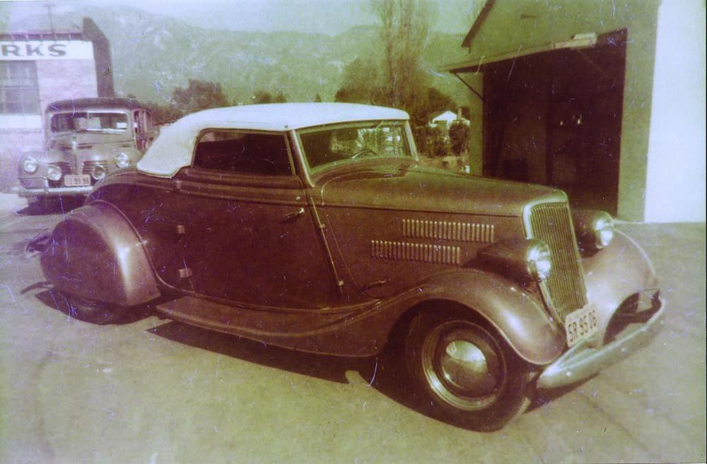 13 Custom built hot rod, Alex_s own personal 1934 Cabriolet _jewels_