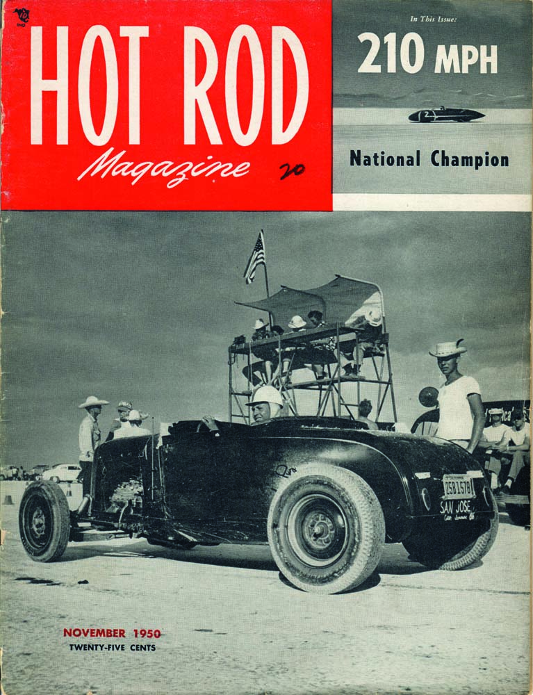 25 So-Cal Speed Shop made the cover of Hot Rod Magazine cover for the 4th time